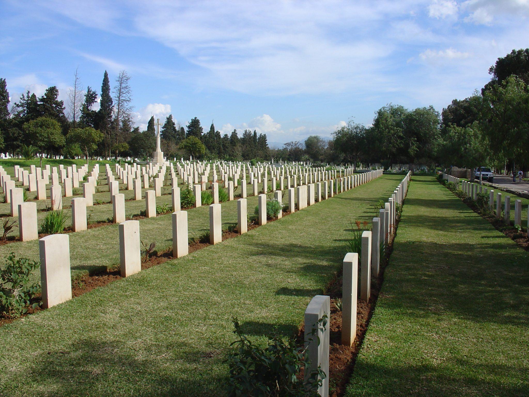 El Alia War Cemetery