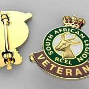 SA Legion Veteran Badge