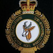 SA Legion Badge – Wire Bullion