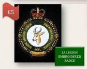 SA Legion Badge