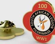 SA Legion – WW1 Centenary Pin
