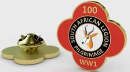 SA Legion – WW1 Centenary Pin