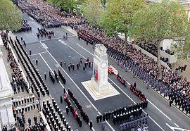 Cenotaph Parade 2018 @ Cenotaph, Whitehall