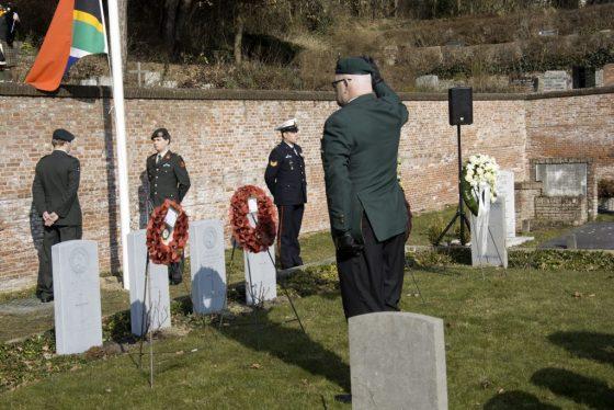 SS Mendi Remembrance @ Noordwijk Algemene Begraafplaats | Noordwijk | South Holland | Netherlands