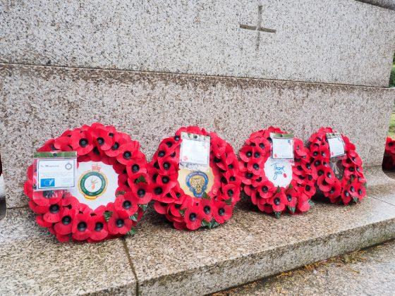 Three Ships Parade @ Richmond Cenotaph