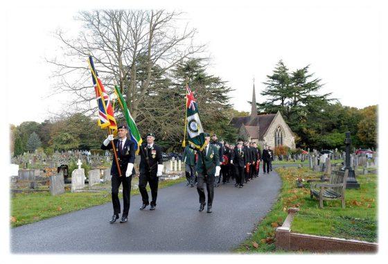 Freedom Day Parade Netherlands @ Noordwijk Algemene Begraafplaats