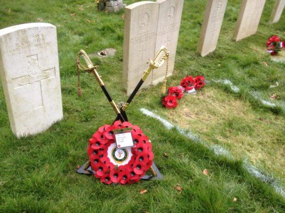 SS Mendi Remembrance @ Milton Cemetery, Portsmouth